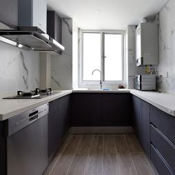慕白现代厨房设计