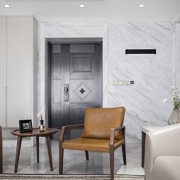 温馨风现代客厅设计