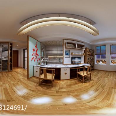观江国际 · 中式住宅