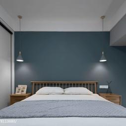 深色系个性卧室设计