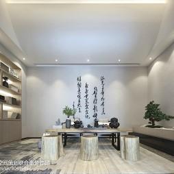 售楼中心茶室设计图片