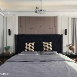 简约轻奢卧室设计