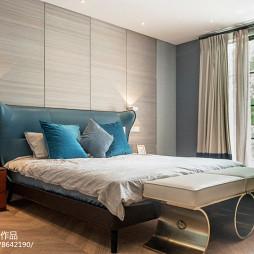 混搭风豪宅卧室设计