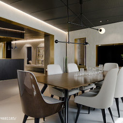 One Casa展厅餐厅设计