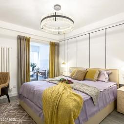 美式简约风卧室设计