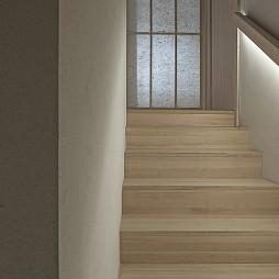 石丐茶铺楼梯设计