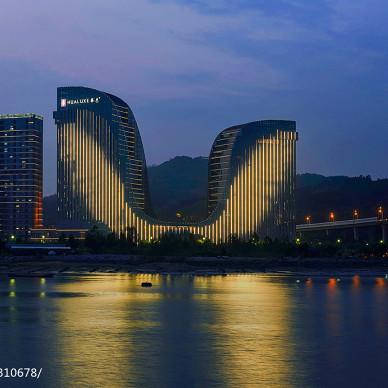 YANG设计作品:厦门新地标——海沧融信华邑酒店_3229382