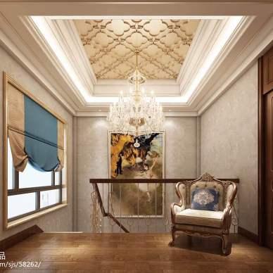 室内设计师梁崎瑞设计【轻奢古典】_3229534