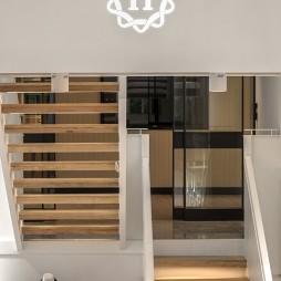 上海哈芙琳服装科技公司楼梯设计