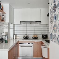 89平小户型厨房设计