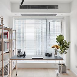 89平小户型书房设计