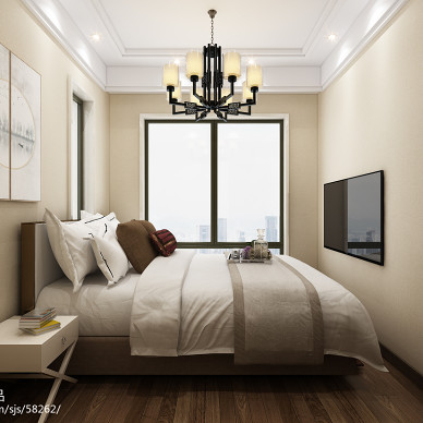 室内设计师梁崎瑞设计【新中式】_3230427