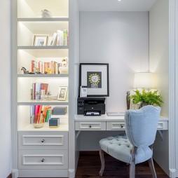 190㎡现代美式书房设计