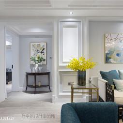 柔和温馨客厅设计