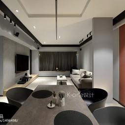 艺术感现代餐厅设计