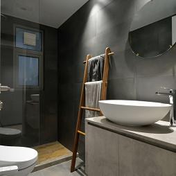 艺术感现代卫浴设计