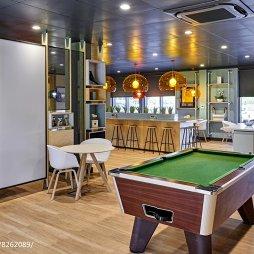 APAX创意办公室休闲区设计