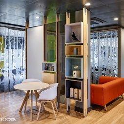APAX创意办公室休闲区设计图