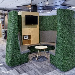 APAX创意办公室会议室设计