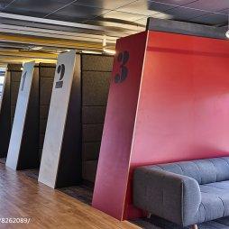 APAX创意办公室隔断设计