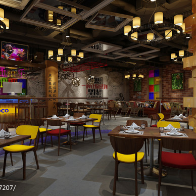MOCO陌客音乐酒吧餐厅_3233461