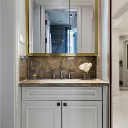微▪光美式卫浴洗手台设计