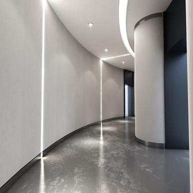 办公空间走廊_3236198