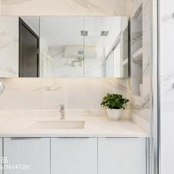 大气中式洗手台设计