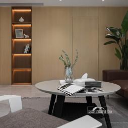 静谧简约客厅设计
