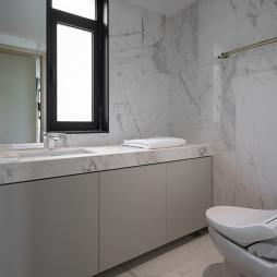 靜謐簡約衛浴設計
