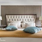 170㎡现代美式卧室设计图