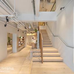 GALLEION展厅楼梯设计