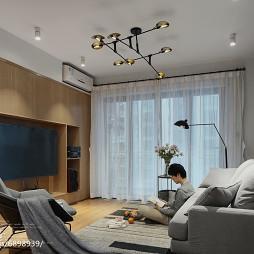 经典北欧客厅吊灯设计