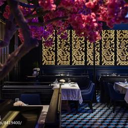 宴西塘餐廳桌椅設計