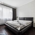 简约风三居卧室设计