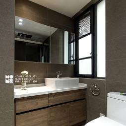 台式风格卫浴设计