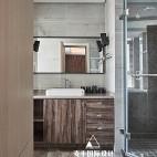 现代简约三居卫浴设计