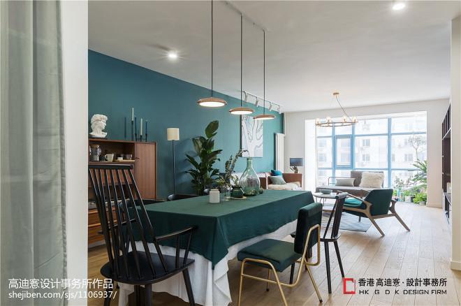 一个平面设计师的家,一场色彩的逆袭_