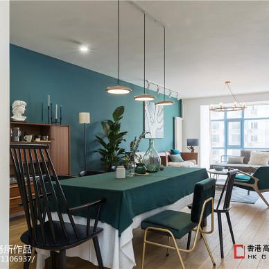 一个平面设计师的家,一场色彩的逆袭_3238559