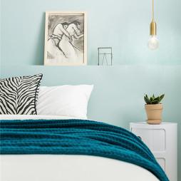 多彩系北欧卧室床头灯设计