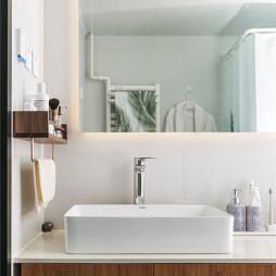 多彩系北欧卫浴洗手台设计