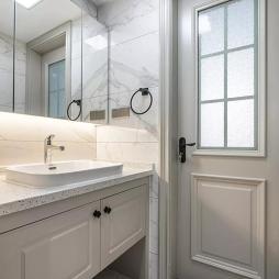 浪漫·美式卫浴设计图