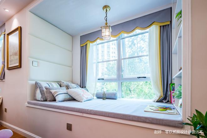 美式四居休闲区设计