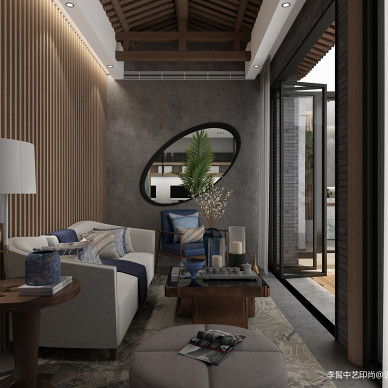 紫庭四合院·Purple courtyard quadrangle_3241448