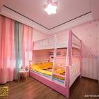 混搭风三居儿童房设计