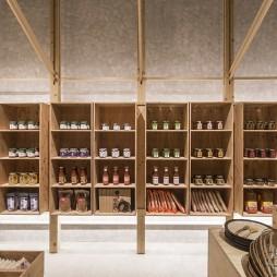 米糧桁產品展示區設計