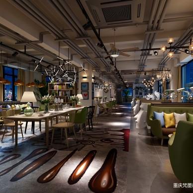 重庆国际社区咖啡厅_3245362
