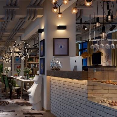 重庆国际社区咖啡厅_3245364