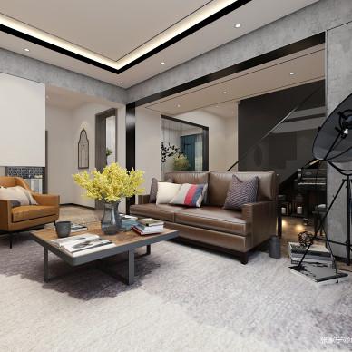 簡美的別墅空間--纖美_3245445