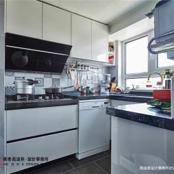 现代小两居厨房设计